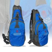 Tas Selempang Punggung Sling Bag - MODS 150871 Blue