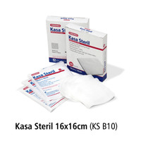 Kasa Steril 16x16cm OneMed box isi10pcs KS B-10