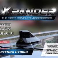 Shark Fin Sirip Hiu Antena Hiu Xpander Hybrid Warna Cus World Class
