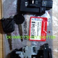 KUNCI KONTAK VARIO 150 ORIGINAL KEY SHUTTER part motor