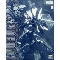 P.Bandai MG 1 100 Gundam unicorn Banshee norn (orange psycho frame)