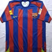 Jersey barcelona 2005