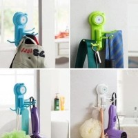 Gantungan Dapur Powerful Suction Cup Hook / Gantungan Barang 0554 -