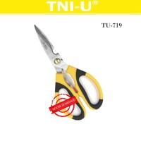 TNI-U TU-719 Gunting Dapur Household Kitchen Scissors