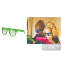 Wow Real Shades Kacamata Anak 2Y+ Screen Shades - Green Bagus