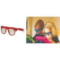 Spesial Real Shades Kacamata Anak 4Y+ Screen Shades - Red Limited