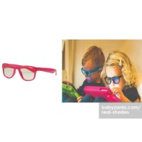 Terlaris Real Shades Kacamata Anak 2Y+ Screen Shades - Pink Promo