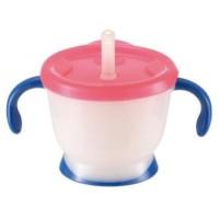 Richell - Aquela Straw Training Mug 150ml - GREEN MINT