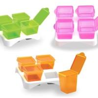 Baby Safe Multi Food Container AP009 / Tempat Penyimpan Makanan Bayi -