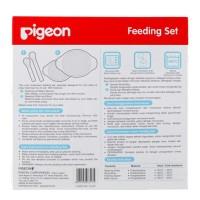 Pigeon Feeding Gift Set Mini Paket Kado Perlengkapan Tempat Makan Bayi