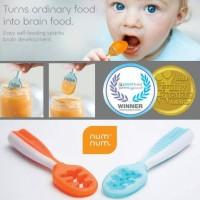 Num Num Dips - Sendok Bayi untuk belajar Mpasi