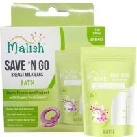 Malish Kantong Asi 100ml 100 ml breastmilk storage bags seperti GABAG