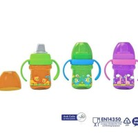 Baby Safe Training Cup Soft Spout 6m+ 125ml / Baby Safe Training Cup