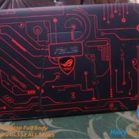 Big Sale Garskin Laptop Full Body Asus Rog Gl552 All Series-Circuit