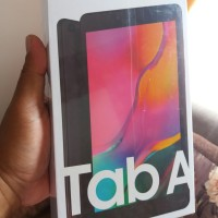 Samsung galaxy tab A 32GB 4G LTE warranty sein - Hitam