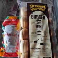 Paket Burger Mini Bernadi Isi 20