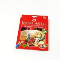 Pensil warna Faber Castell 48 warna classic