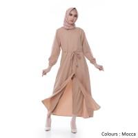 Setelan Muslim Wanita | Tania Set | Busui Moscrepe |Tazkia Hijab Store