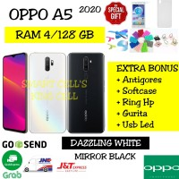 OPPO A5 2020 4/128GB GARANSI RESMI OPPO 1 TAHUN