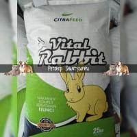 MAKANAN KELINCI VITAL RABBIT / CITRA FEED 25 KG