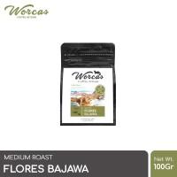 Kopi Arabica Flores Bajawa 100 Gram Medium Roast (Biji/Bubuk)