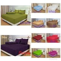 Bedcover Set T30 Single Emboss Vallery 120x200x30 cm