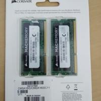 CORSAIR APPLE MAC (2x8)16 GB (2x8) 18GB 1600MHZ MACBOOK PRO IMAC MMORY