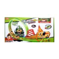 mainan anak track racing 360 ° super power