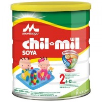 Morinaga CHIL MIL SOYA 600gr 6-12bln