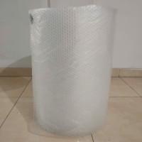 Bubble Wrap/ Plastik Bubble 61cm x 50meter Hitam/Putih (Khusus Gojek)