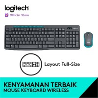 Logitech MK275 Wireless Keyboard Mouse Combo