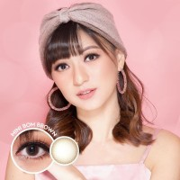 ORIGINAL Softlens Kitty Kawaii MINI BOM BROWN soflens softlense