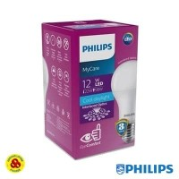 PHILIPS Lampu LED MyCare 12W Putih Bohlam LED Bulb My Care 12 Watt CDL