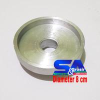 DUDUKAN - Tatakan Burner Quantum kecil 80 mm spare part Kompor gas