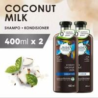 Herbal Essences Coconut Milk Shampoo and Conditioner 400ml