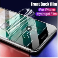 Hydrogel iPhone 6 7 8 Tempered Glass Screen Guard Anti Gores