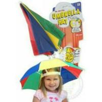 Payung Topi Headband Umbrella Hat Topi Payung Mancing Payung Kepala mo
