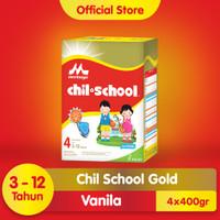 Chil School Gold Vanila 4x400gr