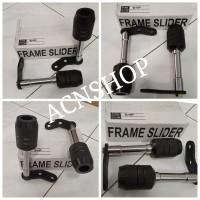 frame slider z250 pelindung fairing ninja z 250 pelindung ninja z 250