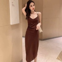 Baju Wanita SANDARA PLAIN DRESS