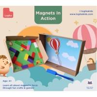 Mainan Edukasi Anak - Magnet in Action