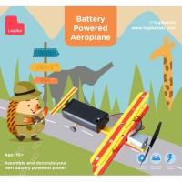 Mainan Edukasi Anak - Battery Powered Aeroplane