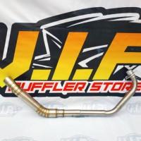 Leher Knalpot Racing HONDA NEW CBR 150R FACELIFT