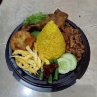 Tumpeng Mini | Tumpeng Hemat | Tumpeng Nasi Kuning
