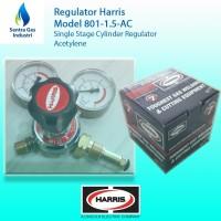 Regulator Gas Harris Type 801-1.5-AC - Acetylene