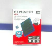 SSD Portable WD My Passport GO 1TB ORIGINAL GARANSI RESMI