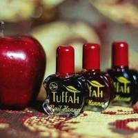 Tuffah Nail Hena Cat Kuku Muslim Muslimah Halal Nail Art Cantik