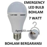 Lampu LED EMERGENCY 7W Bohlam 7 w watt Bulb MAGIC SENTUH ajaib 7watt