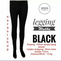 LEGGING WUDHU BLACK ORI BY NERON