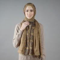 Diario - Hijab Wanita Aeresist Tokyo Phasmina Harvest Gold